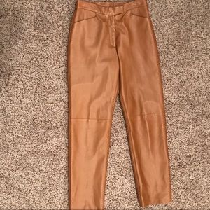 Butter Soft 🌵SAGUARO🌵 Leather Pants - Size 4